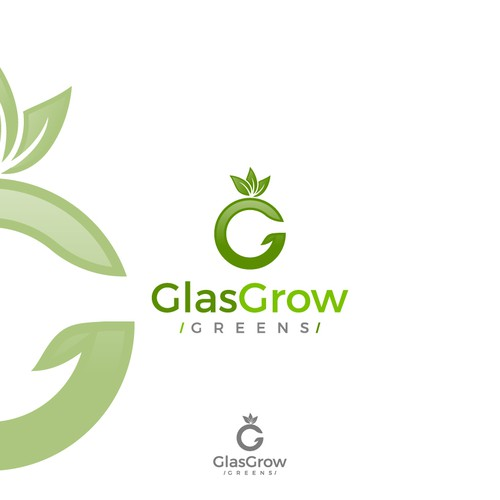 GlasGrowGreens