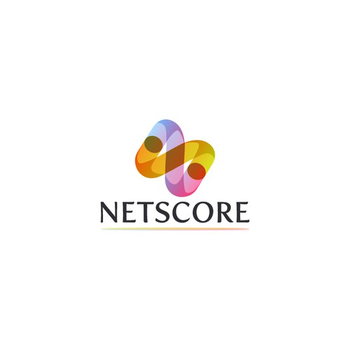 NetScore logo