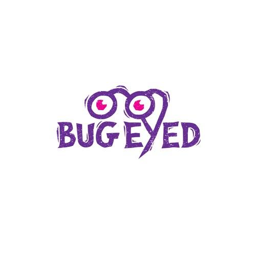 Bug Eyed logo design