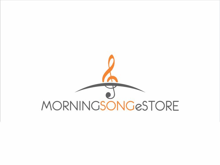 """New logo for """"Morning Song eStore"""""""