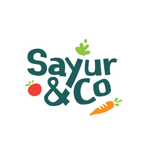 Sayur & co Logo