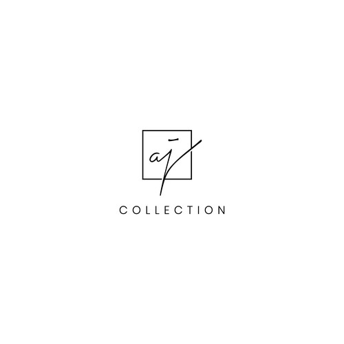 "Logo for ""aj collection''"