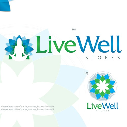 logo for LiveWellStores