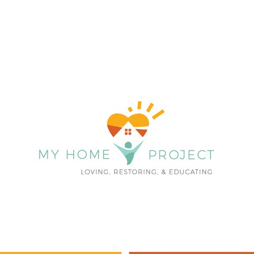 Logo for Future orphanage & educational center