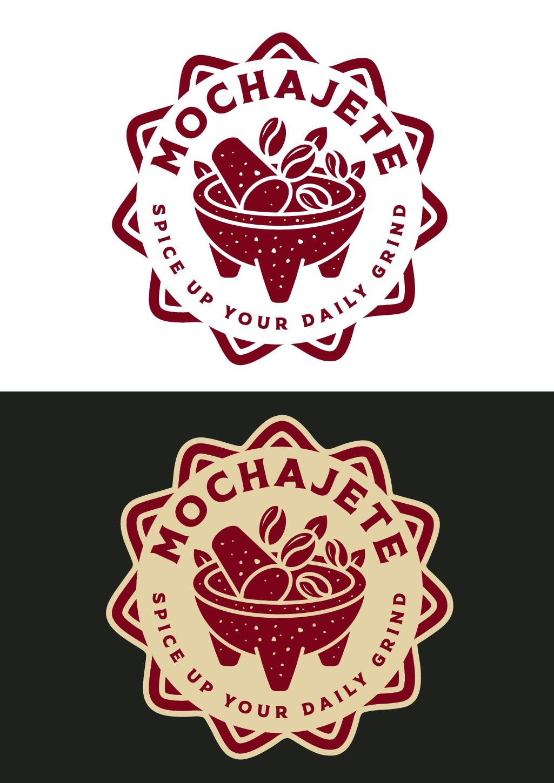 Craft Mexican Coffee Logo Design
