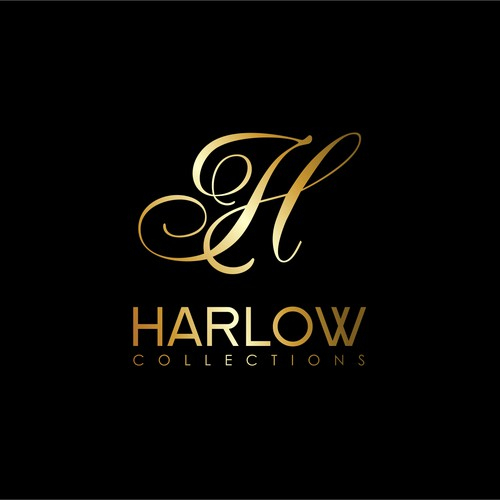 Create the next logo for Harlow Collections