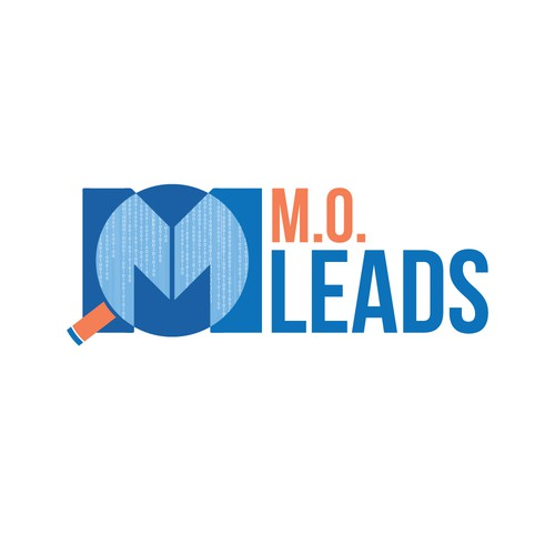 Marketing organization logo which perfectly reflects the business