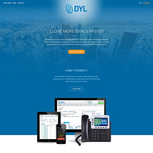 DYL WEBDESIGN - MY PORFOLIO (WINNER)