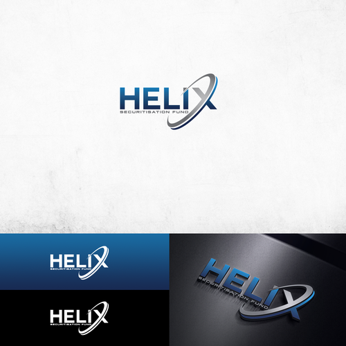 Logo for a new business called Helix Investment fund