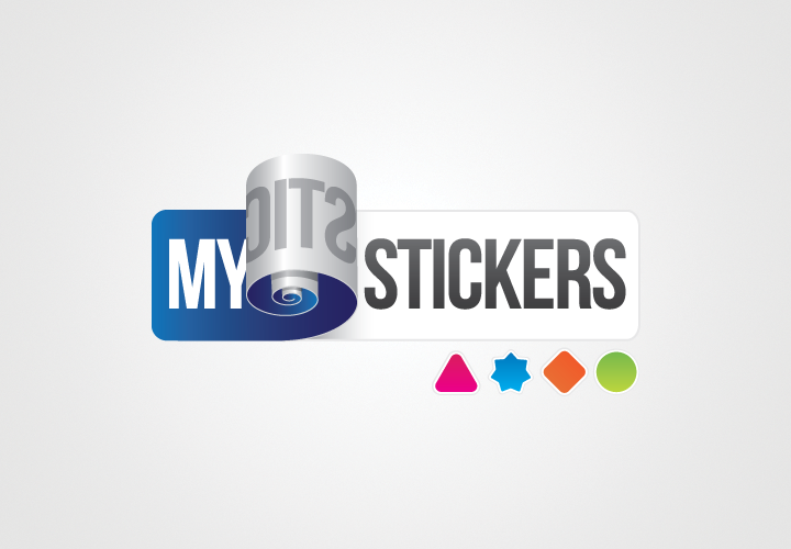 Help MyStickers with a new logo