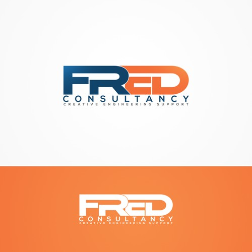 Innovative and creative identity for FRED Consultancy