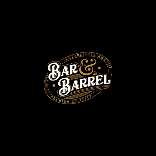 BAR AND BARREL