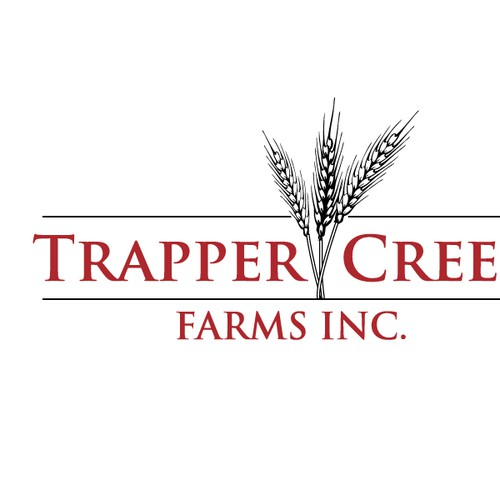 Create a Logo for a Canadian Grain Farm