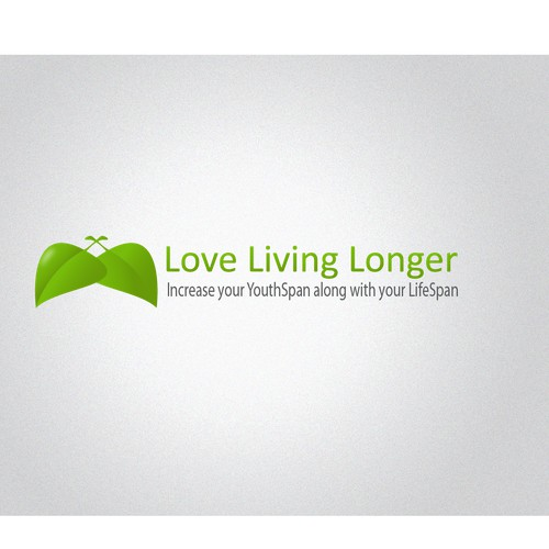 logo for Love Living Longer