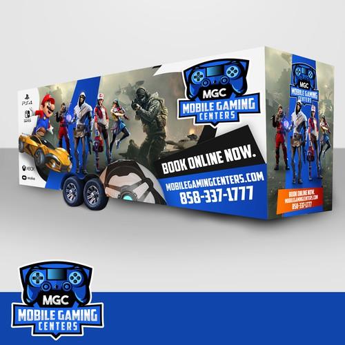 Gaming Trailer Design