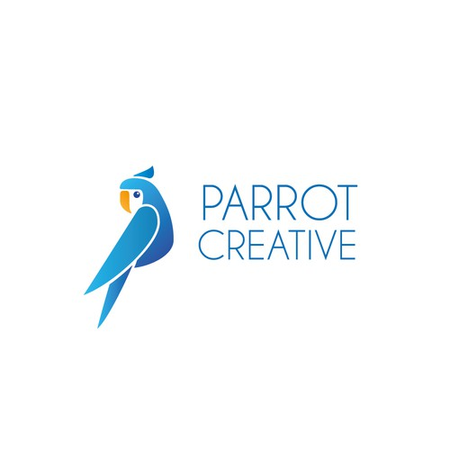 Logo concept for a creative agency