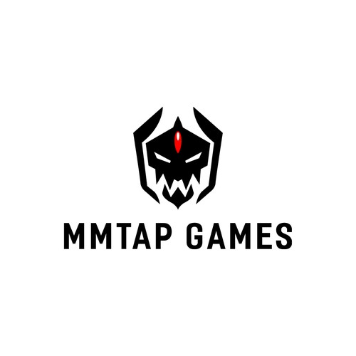 Logo concept for video games company.