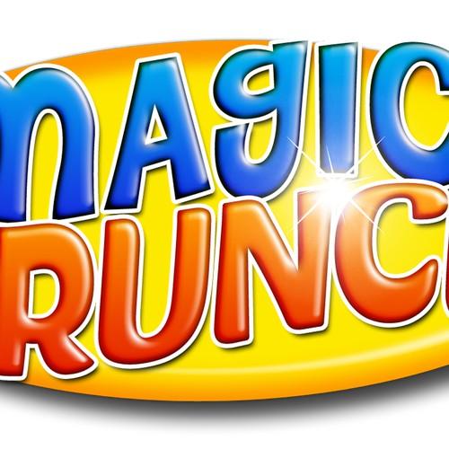 Magic crunch logo