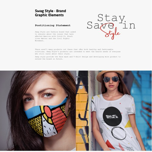 Brand Identity and Guidelines for Swag Style