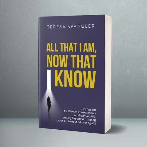 Book Cover - Now That I Know