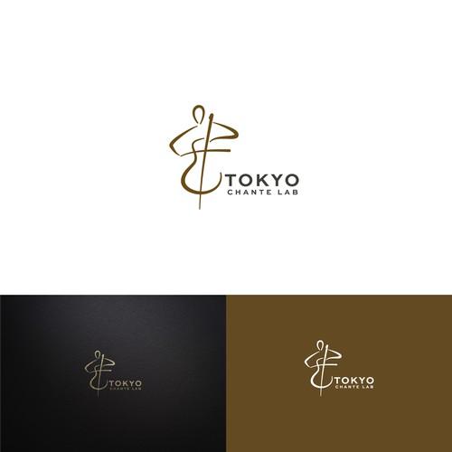 Tokyo Chante Lab Logo Design