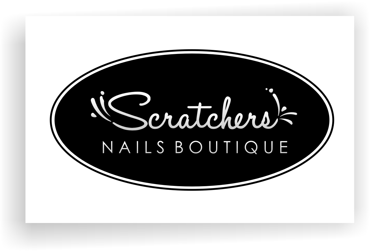 Scratchers Boutique Nail Bar needs a new logo