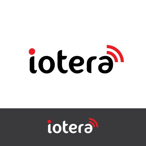 Create the next logo for Iotera