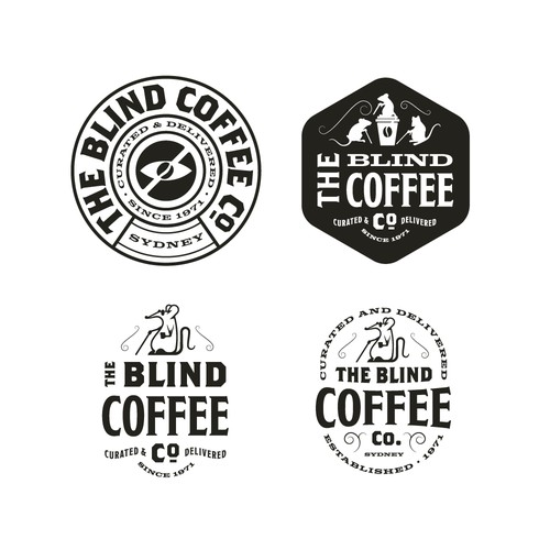 The Blind Coffee Co.