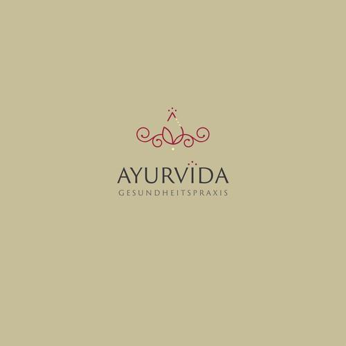 Logo for Ayurveda activity