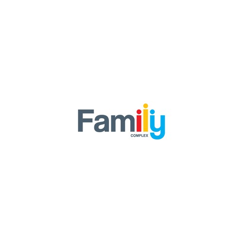 Logo concept for Family mall