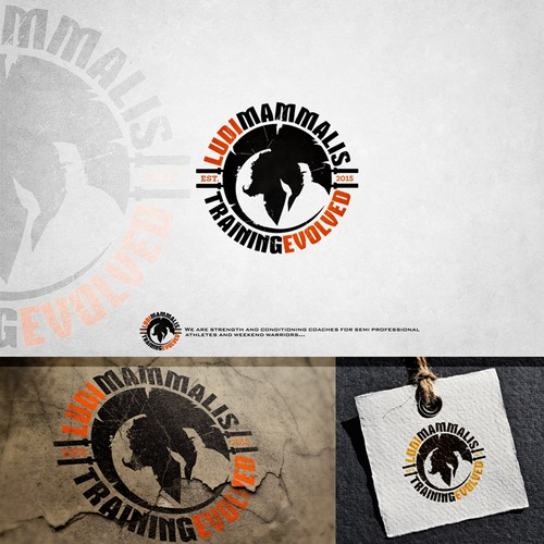 Strength and Conditioning business looking for a gladiator style logo.