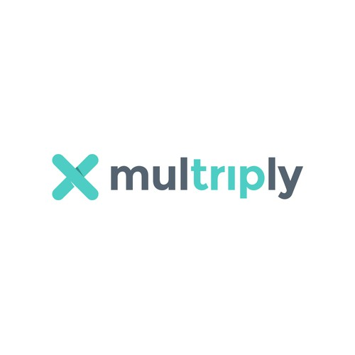 Logo for a trip planning app