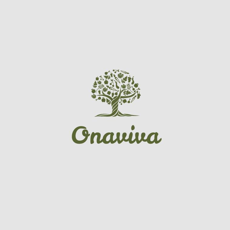 Onaviva such ein gesundes Logo