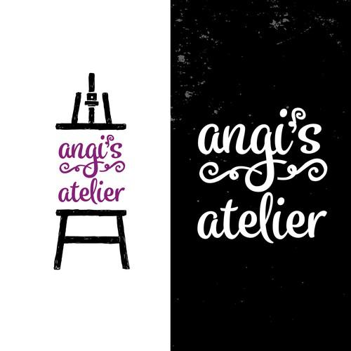logo for an artist