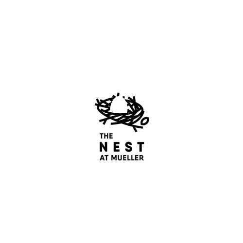 Nest and egg.