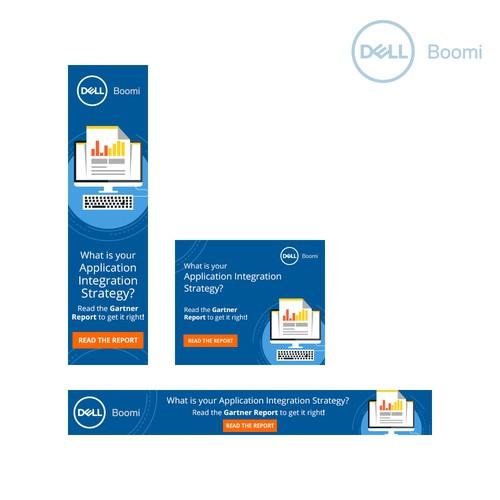 Dell Banner design