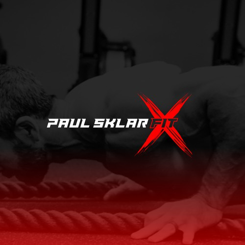 Design a personal logo for a high level fitness professional.