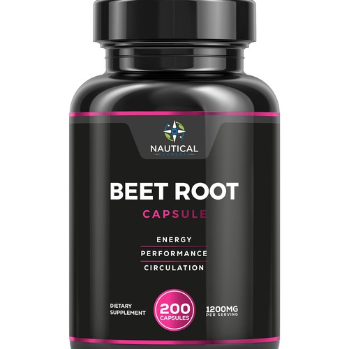 Beet Root Juice Capsules