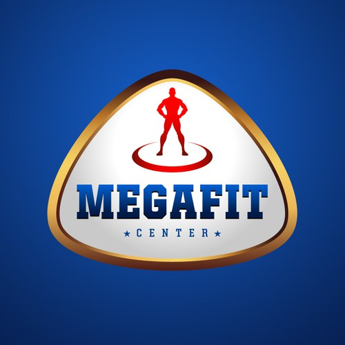 logo for MegaFit Center