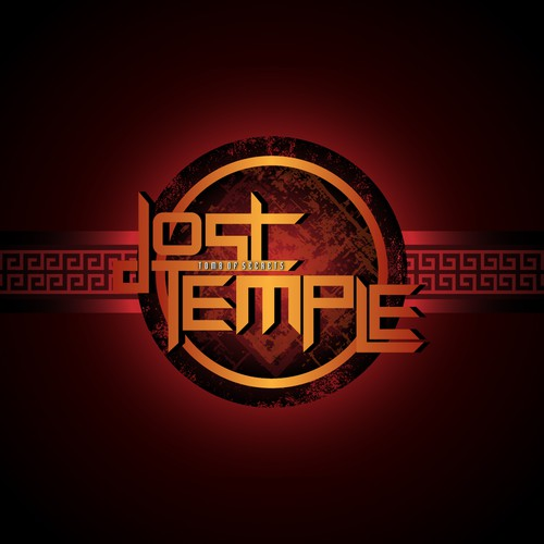 Logo for Lost Temple