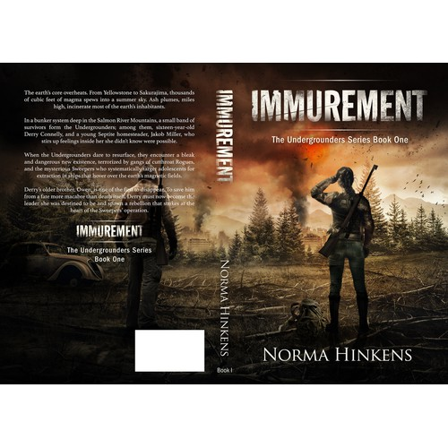 Immurement by Norma Hinkens