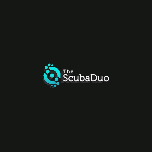 International, private SCUBA guides for the ultra rich need powerful logo
