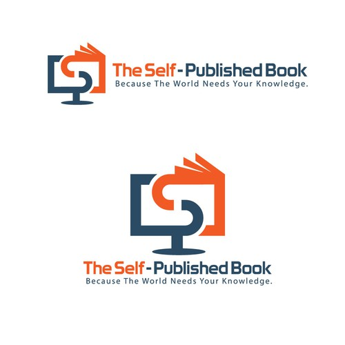 Logo Design for Online Book Publishing
