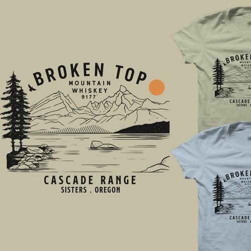Broken Top Oregon