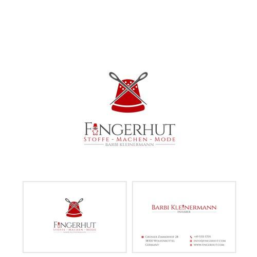 Logo concept for Fingerhut