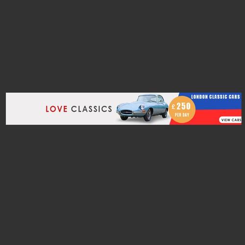 animated banner   car rental