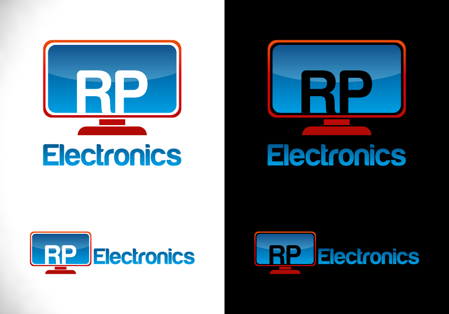 Help RP Electronics with a new logo
