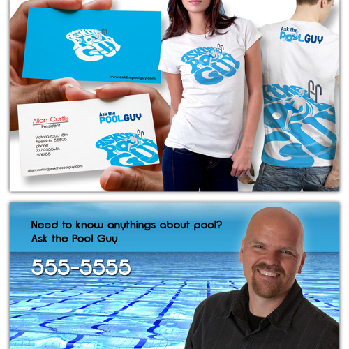 logo for Ask the Pool Guy