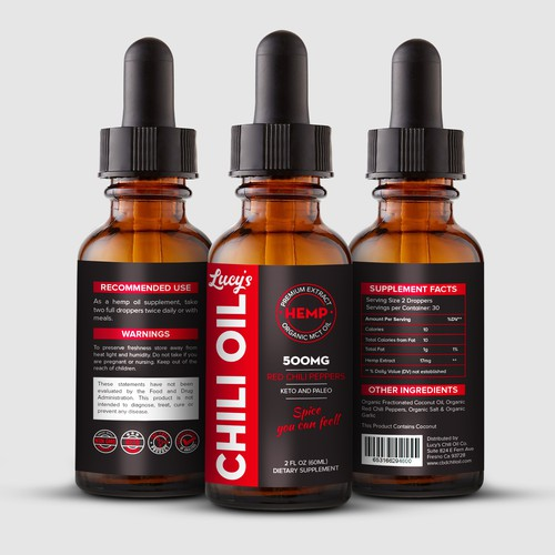 CBD Chili Oil