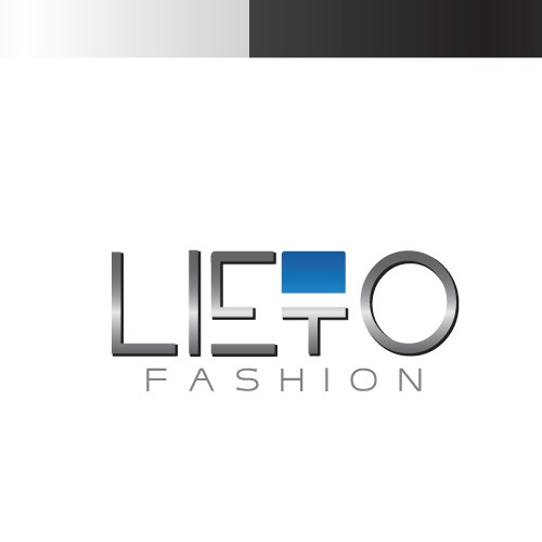 Fashion shop logo design